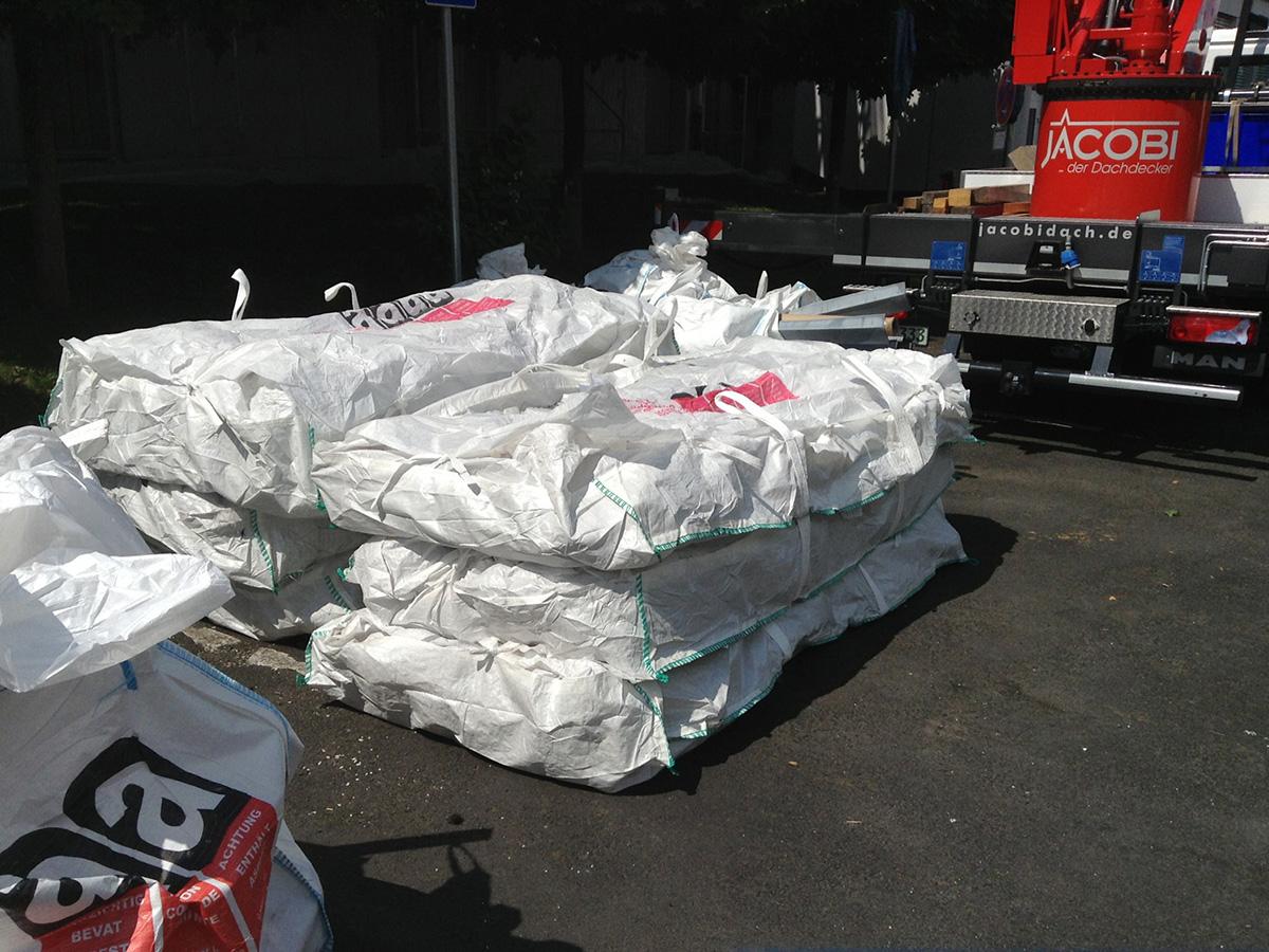 Asbest- und Schadstoffsanierung