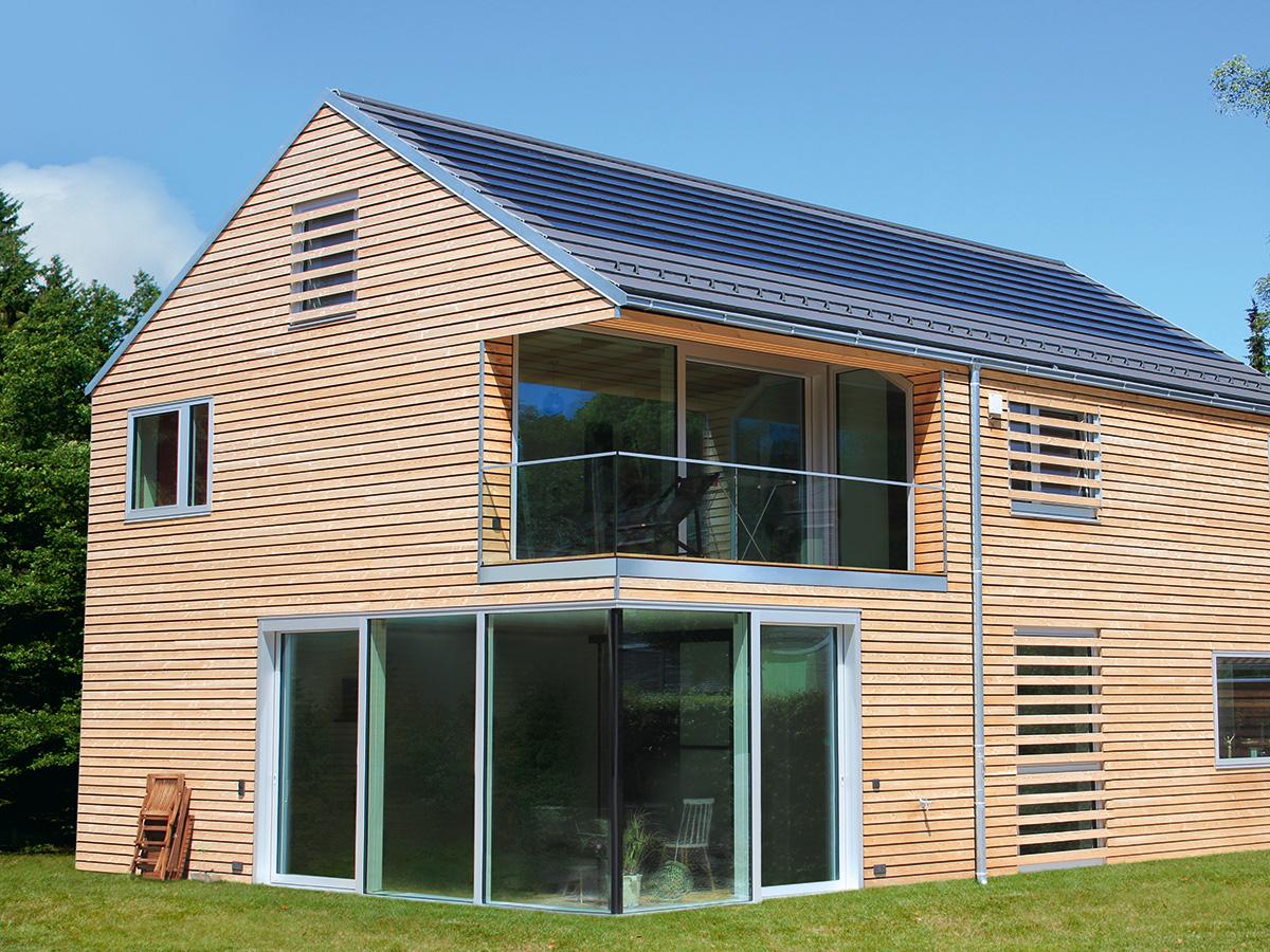 Dach Photovoltaikanlage