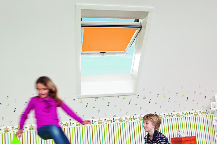 Dachfenster Sonnenschutz Rollo